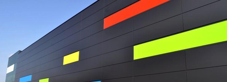 ALUBOND design facades