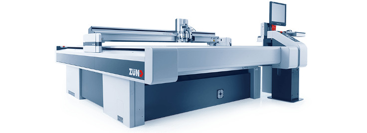 CNC cutting and milling machine with a vacuum table with4300x3200mm working surface